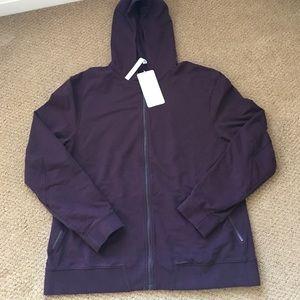 Lululemon Men'sCross Cut Hoodie Size 2XL $128 NWT